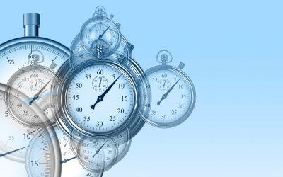 La maîtrise des temps